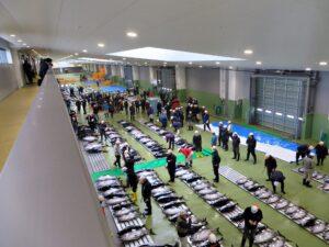 銚子漁港第一魚市場(全体)1-1