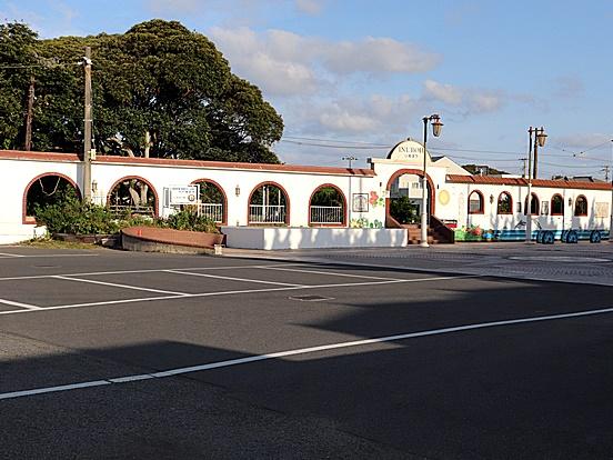 銚子電鉄犬吠駅駐車場