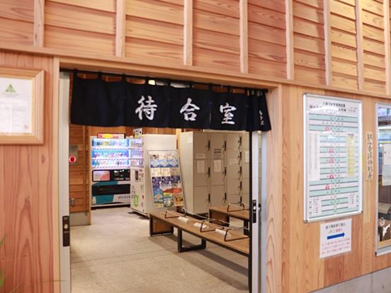 銚子駅構内・コインロッカー552×414